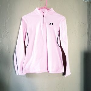 Under Armour 3/4 Zip Sweater